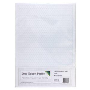 a3 isometric grid paper