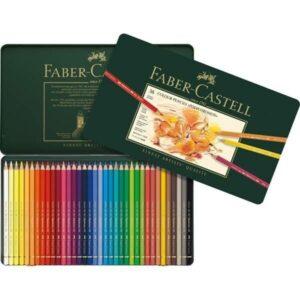 36 Faber Castell Polychromos Artist Pencils